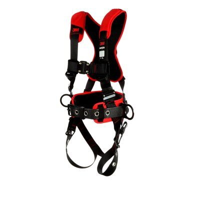 1161217 - Construction/Positioning Harness, Back & Side D-rings, Tongue Buckle, side 2