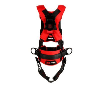 1161217 - Construction/Positioning Harness, Back & Side D-rings, Tongue Buckle, back