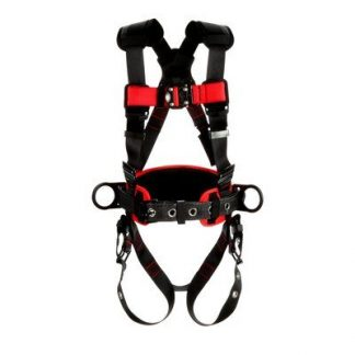 3M™ Protecta® Construction Style Positioning Harness, 1161315-1161316-1161317, front