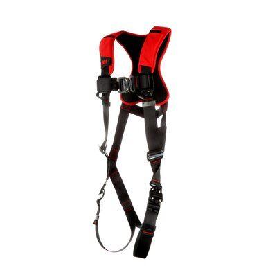 Pro™ Comfort Vest-style Harness, QC/QC, 1161426-1161427-1161428, Front Left