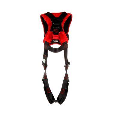 Pro™ Comfort Vest-style Harness, QC/QC, 1161426-1161427-1161428, Rear