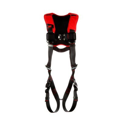 Pro™ Comfort Vest-style Harness, QC/QC, 1161426-1161427-1161428, Front