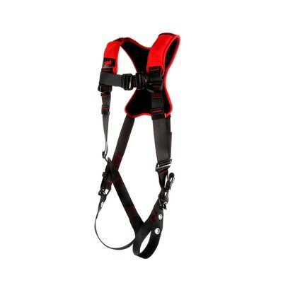 Pro™ Comfort Vest-style Climbing Harness, TB/PT, 1161429-1161430-1161431-1161432, front left