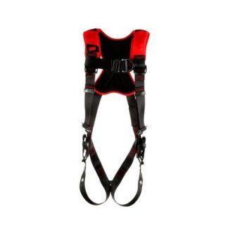 Pro™ Comfort Vest-style Climbing Harness, TB/PT, 1161429-1161430-1161431-1161432, front