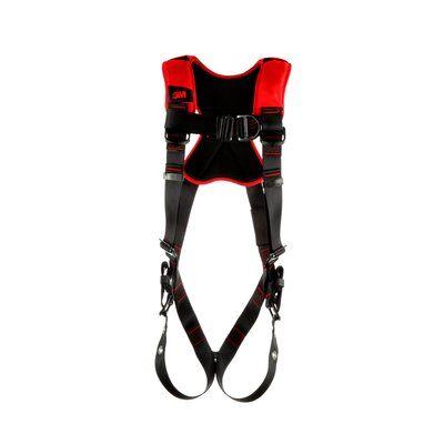 Pro™ Comfort Vest-style Climbing Harness, TB/PT, 1161429-1161430-1161431-1161432, front