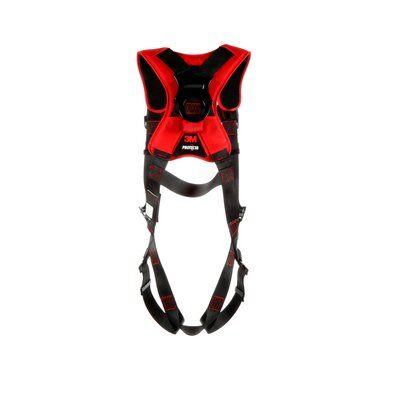 Pro™ Comfort Vest-style Climbing Harness, PT/PT, 1161433-1161434-1161435, rear