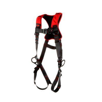 Pro™ Comfort Vest-style Positioning/Climbing Harness, PT/PT, 1161436-1161437-1161438, front left