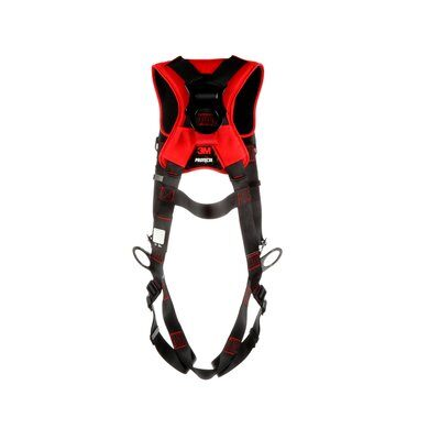 Pro™ Comfort Vest-style Positioning/Climbing Harness, PT/PT, 1161436-1161437-1161438, rear