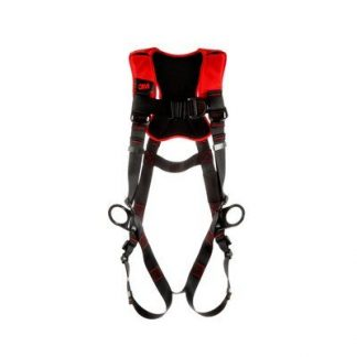 Pro™ Comfort Vest-style Positioning/Climbing Harness, PT/PT, 1161436-1161437-1161438, front
