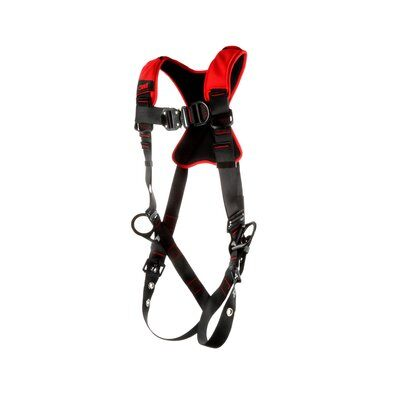 Pro™ Comfort Vest-style Positioning/Climbing Harness, TB/QC, 1161439-1161440-1161441, front right