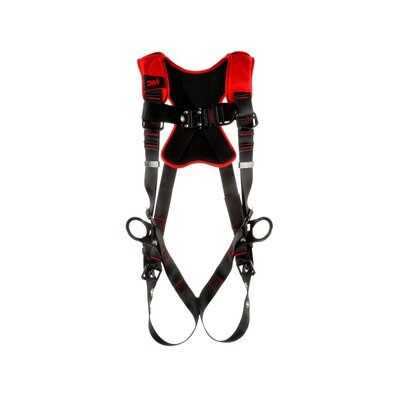Pro™ Comfort Vest-style Positioning/Climbing Harness, TB/QC, 1161439-1161440-1161441, front