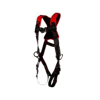 Pro™ Comfort Vest-style Positioning/Climbing Harness, QC/QC, 161442-1161443-1161444. front right