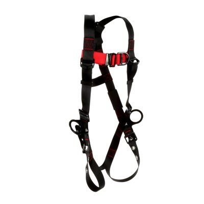 Pro™ Vest-Style Positioning/Climbing Harness, TB/PT, 1161506-1161507-1161508-1161509, Front right