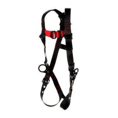 Pro™ Vest-Style Positioning/Climbing Harness, TB/PT, 1161506-1161507-1161508-1161509, Front left