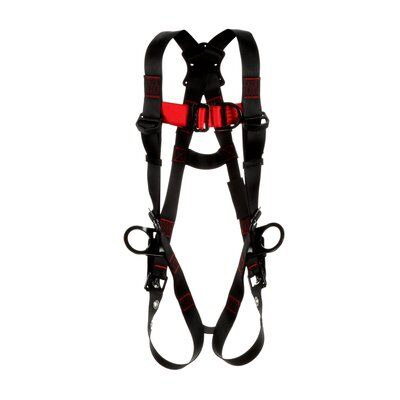 Pro™ Vest-Style Positioning/Climbing Harness, TB/PT, 1161506-1161507-1161508-1161509, Front