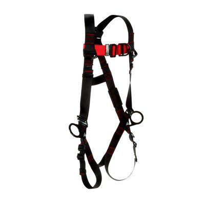 3M™ Protecta® Vest-Style Positioning/Climbing Harness, 1161510-1161511-1161512, front left