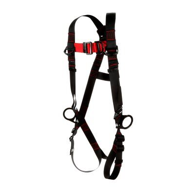 3M™ Protecta® Vest-Style Positioning/Climbing Harness, 1161510-1161511-1161512, front right