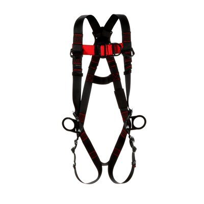 3M™ Protecta® Vest-Style Positioning/Climbing Harness, 1161510-1161511-1161512, front