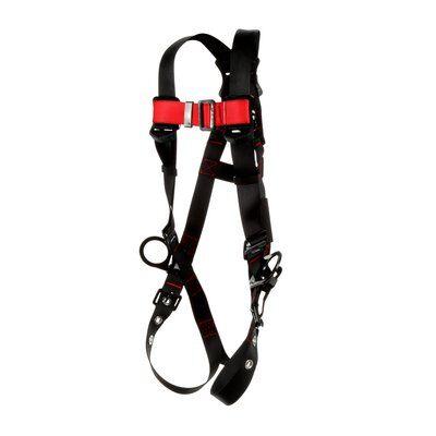 1161531 - Pro™ Vest-Style Positioning Harness, TB/PT, 1161531-1161532-1161533-1161534, front left