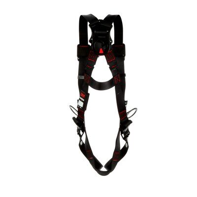 1161531 - Pro™ Vest-Style Positioning Harness, TB/PT, 1161531-1161532-1161533-1161534, rear