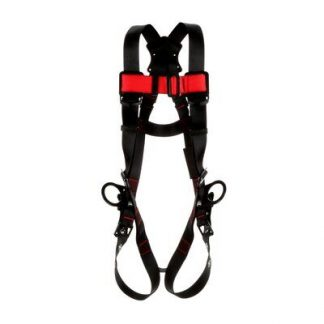1161531 - Pro™ Vest-Style Positioning Harness, TB/PT, 1161531-1161532-1161533-1161534, front