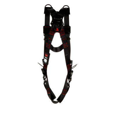 Vest-Style Positioning/Retrieval Harness, TB/PT, 1161538-1161539-1161540, rear