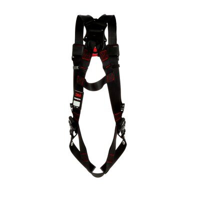 3M™ Protecta® Vest-Style Harness 1161541, 1161541-1161542-1161543-1161544-1161545, Rear