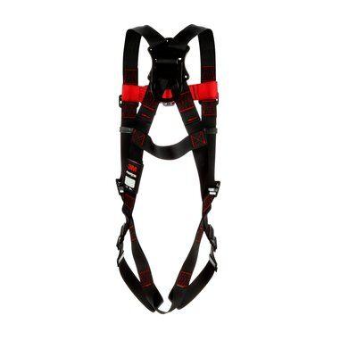Pro™ Vest-Style Climbing Harness, PT/PT, 1161553-1161554-1161555, Front
