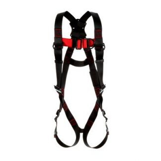 Pro™ Vest-Style Climbing Harness, PT/PT, 1161553-1161554-1161555, Rear