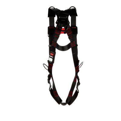 Pro™ Vest-Style Positioning/Retrieval Harness, PT/PT, 1161563-1161564-1161565, Rear