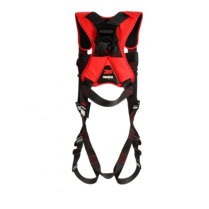 1161405 - Vest-style Comfort Positioning Harness, Front & Back D-rings, Quick-Connect, 2