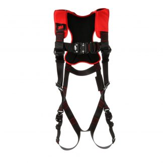 1161405 - Vest-style Comfort Positioning Harness, Front & Back D-rings, Quick-Connect