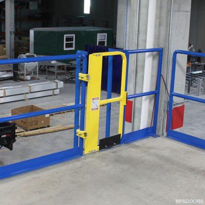 PSDOORS LADDER SAFETY GATES, LSGF PCY, 5
