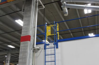 PSDOORS LSG-STNDOFF Ladder safety gate stand-off mounting systems, PCY 3