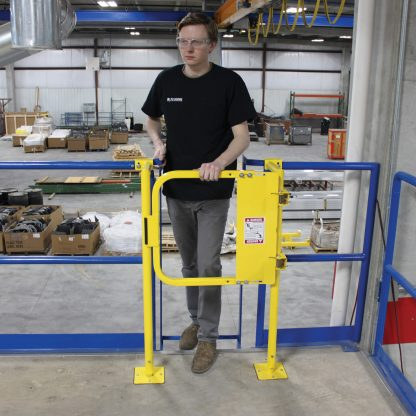 PSDOORS LSG-STNDOFF Ladder safety gate stand-off mounting systems, PCY 5