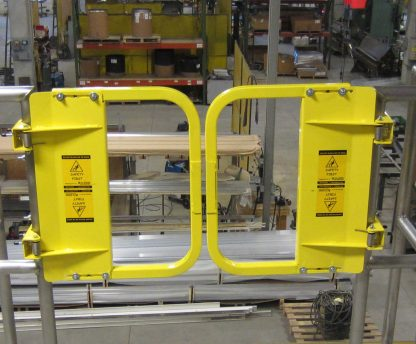 PSDOORS LSGDBL Paired Ladder Safety Gate, PCY 5