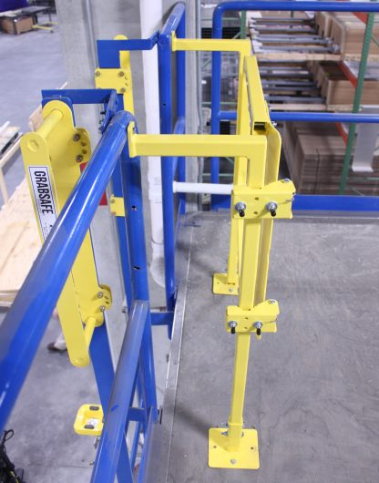 PSDOORS LSG-STNDOFF Ladder safety gate stand-off mounting systems, PCY 4