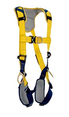 Delta™ Comfort Vest-Style Positioning/Climbing Harness, QC/QC, 1100680 1100681 1100682 1100683, front