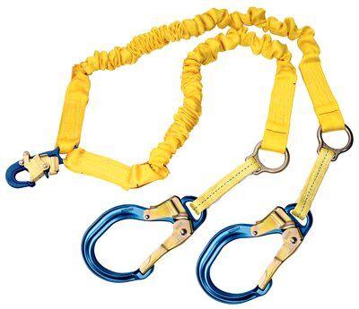 1244751 - 3M™ DBI-SALA® ShockWave™2 100% Tie-Off Rescue Shock Absorbing Lanyard, main