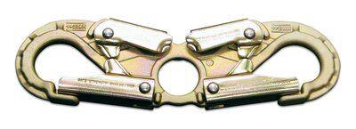 "2108403 - Steel spreader hook, self closing/locking (3/4"" opening), positioing assembly"