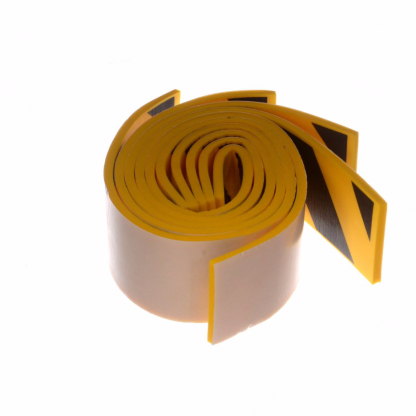 100050-100051, yellow striped safety strips, main