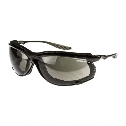 Glasses Crossfire 3841 24seven Foam Lined Smoke AF