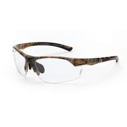 16144 Clear lens, woodland brown camo
