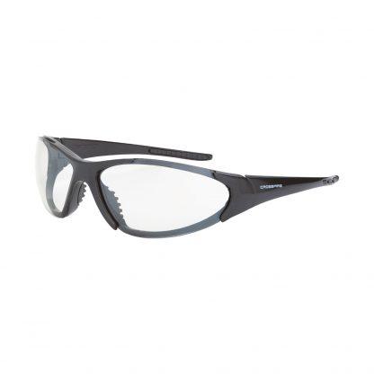1864AF clear lens anti-fog, shiny pearl gray