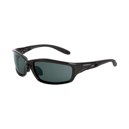 241 Smoke lens, crystal black frame