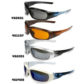 451107 HD Brown lens, Espresso Graphic frame 452408 Blue Mirror lens, White Graphic frame 452203 Silver Mirror Lens, Silver Graphic frame 450501 Smoke Lens lens, Black Graphic frame