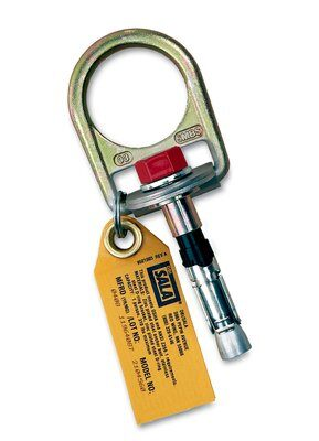 2104564 ANCHOR,CONCRETE,BOLT-ON12mm,SWIVEL D,NO ANCHORS Concrete Bolt on Anchor 12mm swivel ANCHOR DEVICES & SYSTEMS