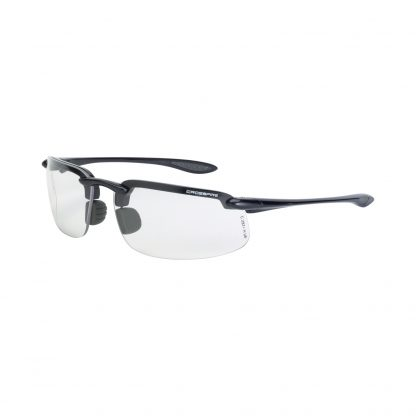 2164 Clear lens, shiny pearl gray frame