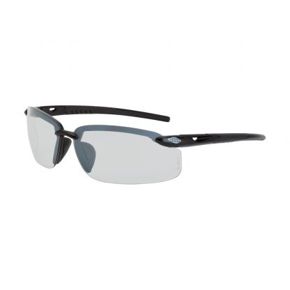 29215 Indoor/outdoor lens, matte black frame