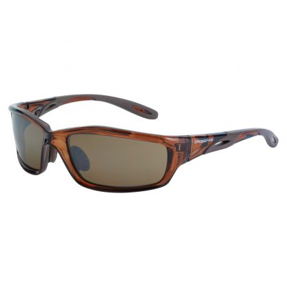 2117 HD brown mirror lens, crystal brown